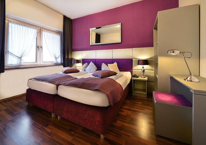 韋爾漢酒店 - 杜塞爾多夫 - 杜塞道夫 - 臥室