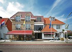 Hotel Brasserie Den Burg - Den Burg - Edificio