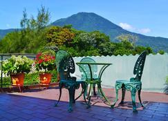 綠洲住宿加早餐旅館 - 聖薩爾瓦多 - 天井