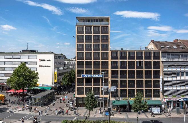 Hotel Conti - Münster - Rakennus