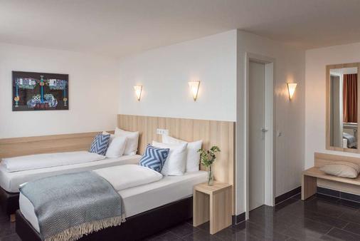 孔蒂酒店 - 敏斯特 - 蒙斯特 - 臥室