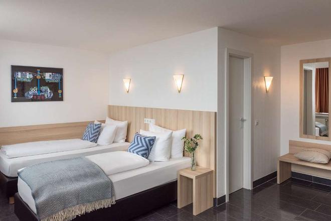 Hotel Conti - Münster - Makuuhuone