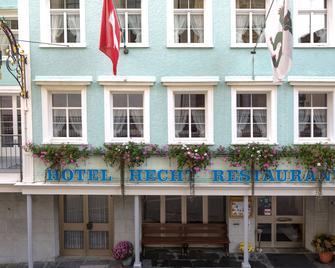 Hotel Hecht Appenzell - Аппенцелль - Будівля