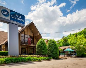 Best Western Toni Inn - Pigeon Forge - Building