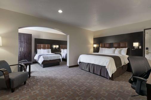 Days Inn by Wyndham Downey - Downey - Bedroom