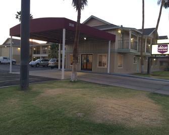 Value Inn & Suites - El Centro - Edifício