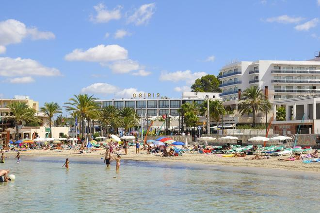 Hotel Osiris Ibiza - Sant Antoni de Portmany - Building