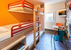 波爾多威樂 F1 酒店 - 波爾多 - 波爾多 - 臥室