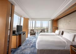 Shangri-La Hotel at The Shard, London - London - Bedroom