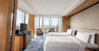 Shangri-La Hotel at The Shard, London - London - Bedroom