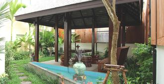 Huen Hug Chiang Mai - Chiang Mai - Bedroom