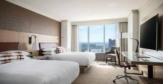 Baltimore Marriott Waterfront - Baltimore - Schlafzimmer