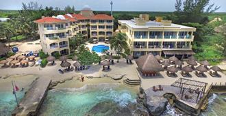 Hotel Playa Azul Golf Scuba Spa Cozumel - Cozumel - Edificio