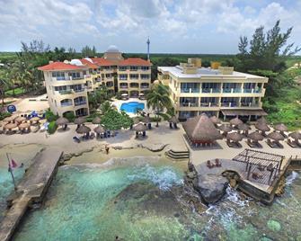 Hotel Playa Azul Golf Scuba Spa Cozumel - Косумель - Здание