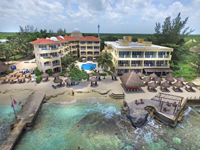 Playa Azul Golf Scuba Spa - Cozumel - Rakennus