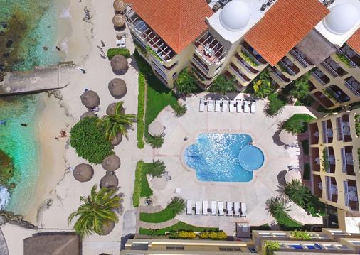 Playa Azul Golf Scuba Spa Hotel - Cozumel - Κτίριο