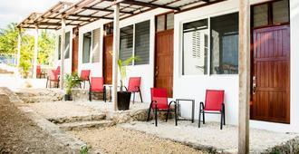 Casa Aruma - Bacalar - Patio