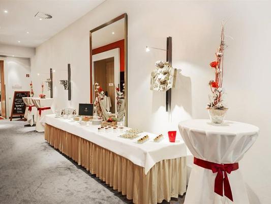 Dormero Hotel Dresden City - Dresden - Buffet