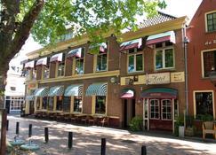Hotel DE Koophandel - Delft - Budynek