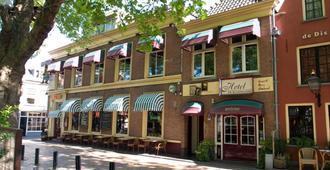 Hotel DE Koophandel - Delft - Rakennus