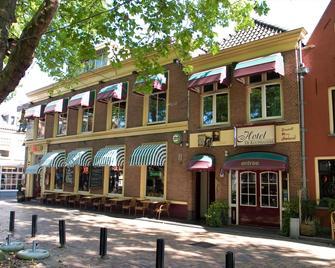 Hotel DE Koophandel - Delft - Edificio