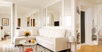 Grand Hotel Du Palais Royal - פריז - סלון