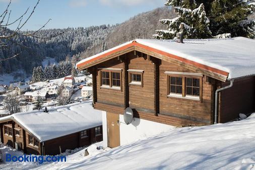 Werrapark Resort Ferienhausanlage Am Sommerberg - Массерберг - Здание