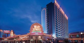Main Street Station Hotel, Casino and Brewery - Las Vegas - Gebäude