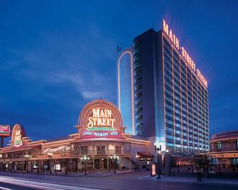 Main Street Station Hotel, Casino and Brewery - Las Vegas - Building