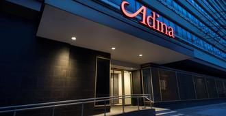 Adina Apartment Hotel Leipzig - Leipzig - Rakennus