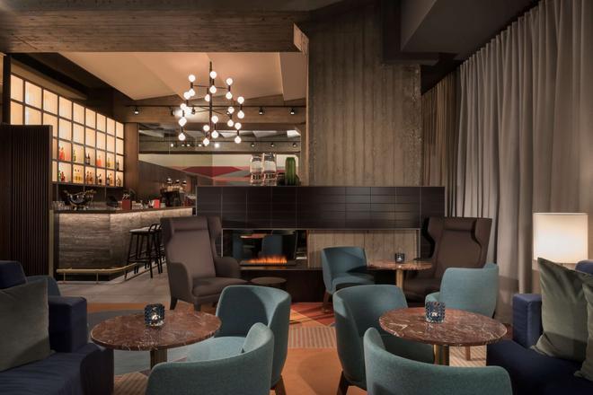 Adina Apartment Hotel Leipzig - Leipzig - Bar