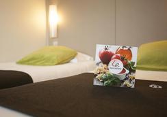 Hotel Campanile Nîmes Sud - Caissargues - Νιμ - Κρεβατοκάμαρα