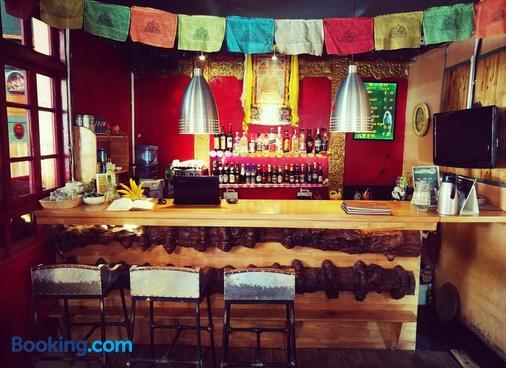 Cloudland International Youth Hostel - Kunming - Bar