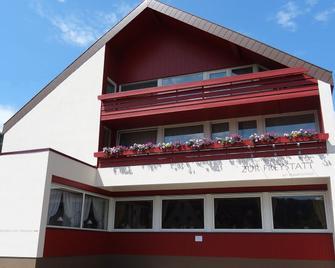 Privathotel - Garni - Pension Zur Freystatt Am Wasserschloss - Sulz am Neckar - Building