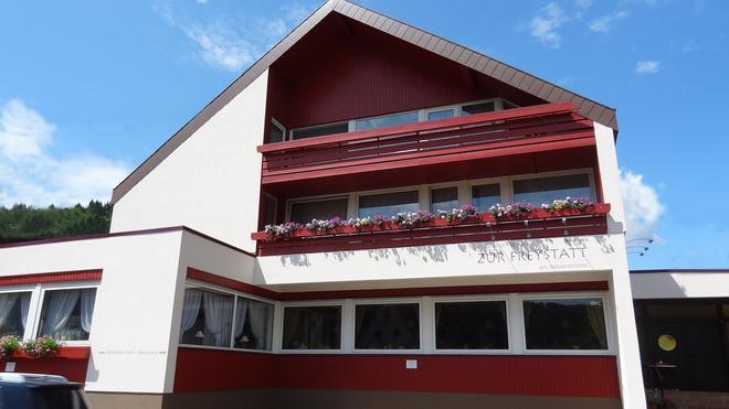 Hotel-Restaurant zur Freystatt - Sulz - Gebäude