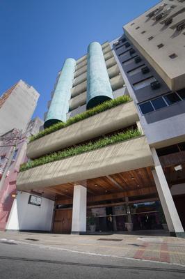 Cardum Hotel - Sorocaba - Rakennus