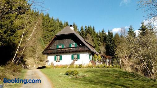 Gästehaus Fridolin - Sankt Kathrein am Hauenstein - Building