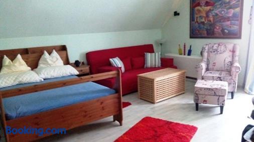 Gästehaus Fridolin - Sankt Kathrein am Hauenstein - Bedroom