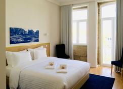 ó, poboa guesthouse - Póvoa de Varzim - Schlafzimmer