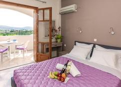 Orelia Pension - Náfplio - Bedroom