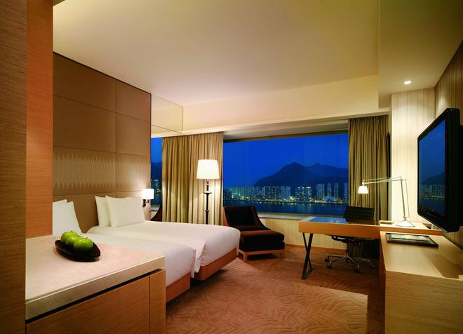 Hyatt Regency Hong Kong Sha Tin - Hong Kong - Phòng ngủ