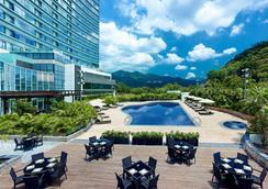 Hyatt Regency Hong Kong Sha Tin - Hong Kong - Bể bơi