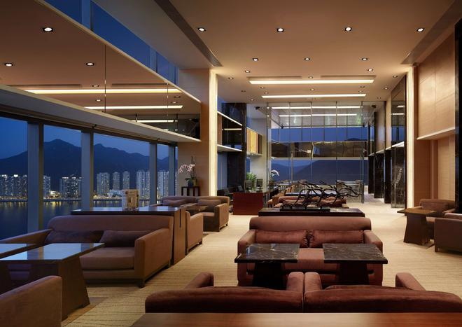 Hyatt Regency Hong Kong Sha Tin - Hong Kong - Hành lang