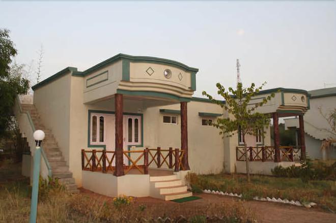 United-21 Tiger's Habitat - Khatia - Building