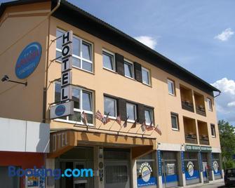 Alpen.Adria.Stadthotel - Klagenfurt - Byggnad