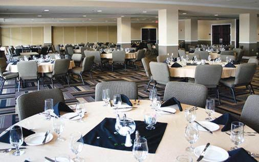 Camden on the Lake Resort - Lake Ozark - Banquet hall