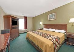 Super 8 by Wyndham Indianapolis South - Indianapolis - Makuuhuone
