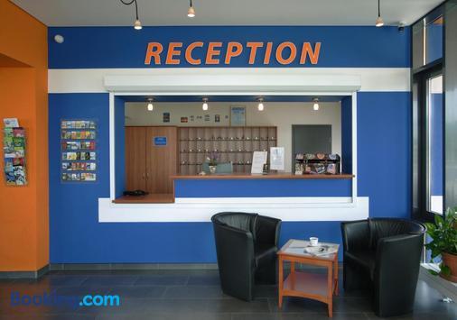 Hotel Citymaxx - Rostock - Front desk