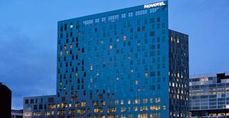 Novotel Barcelona City - Barcelona - Building