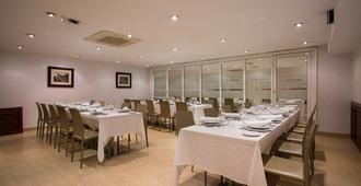 Ayre Hotel Ramiro I - אוביידו - מסעדה